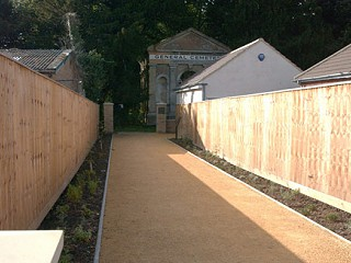 Completion of Lamberts Walk