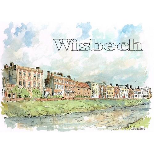 Wisbech: Forty Perspectives of a Fenland Town